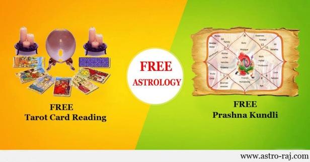 Prashna Kundali, Free Tarot card Reading – Astro-Raj
